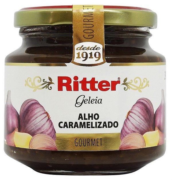 GELEIA GOURMET DE ALHO CARAMELIZADO 290g