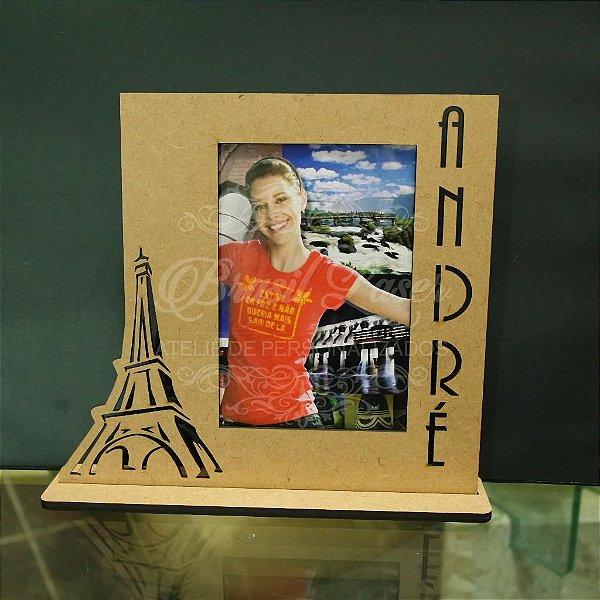 Porta Retrato Paris Torre Eiffel Personalizado com Opção de Quantidade e Cores dentro do anuncio