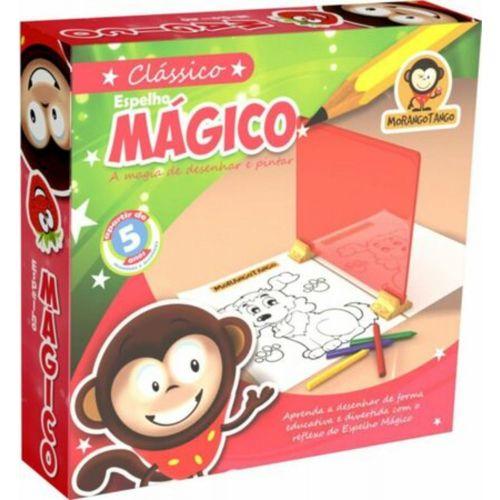 Brinquedo Educativo Clássico Espelho Mágico