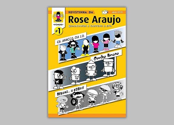 Revistinha da Rose Araujo #1