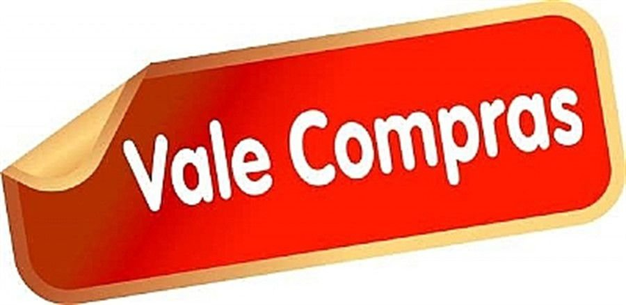VALE COMPRAS valor 11800.00 referente parte da Maquina