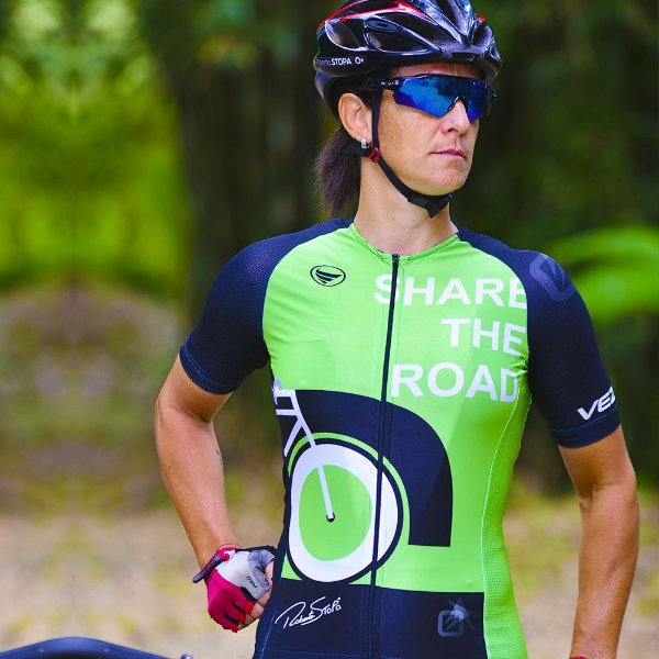 Camisa Vezzo Race by Roberta Stopa- Share The Road