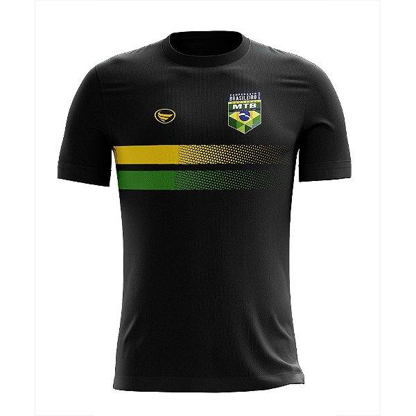 Camisa Vezzo Casual OFICIAL Campeonato Brasileiro XCM 2021