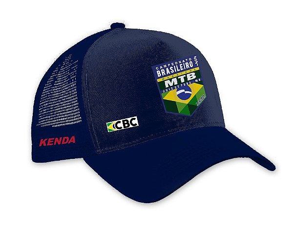 Boné OFICIAL Campeonato Brasileiro XCM 2021
