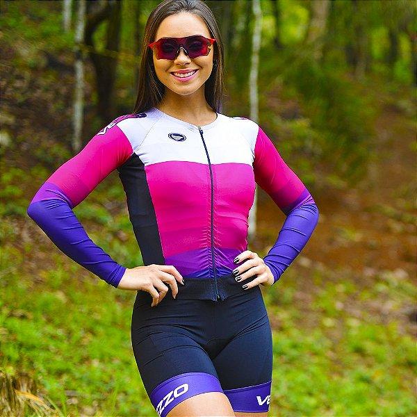 Macaquinho Ciclismo Carbon - ENJOY