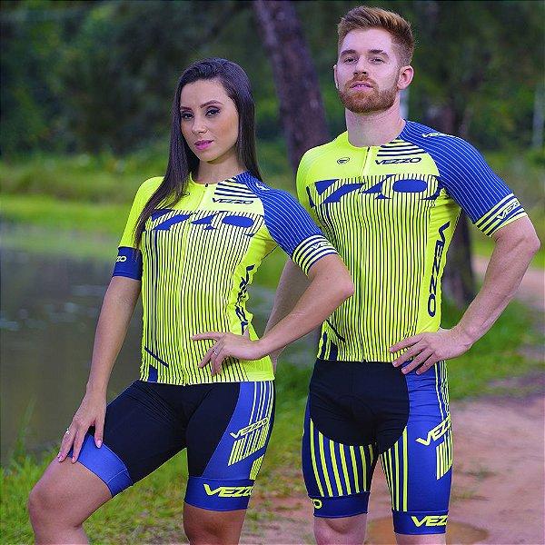 Camisa Vezzo Elite VZO Fluor