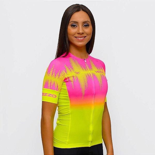 Camisa Vezzo Elite Tramonto - Fluor