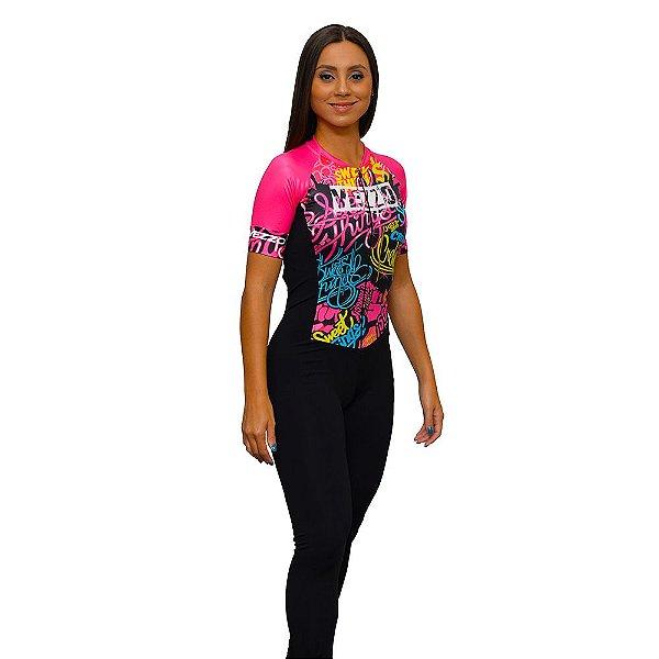 Macacão Ciclismo Feminino Sweet