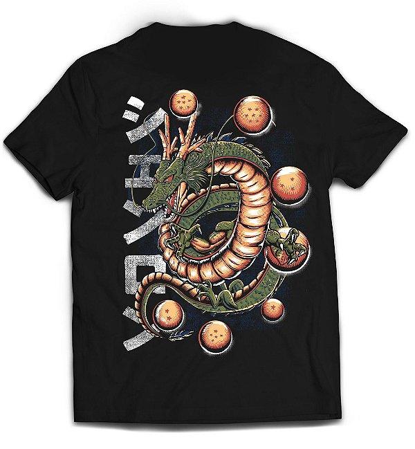 Camiseta Sherllong - Dragon Ball