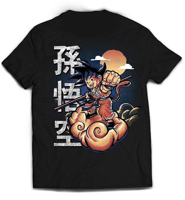 Camiseta Young Goku - Dragon Ball