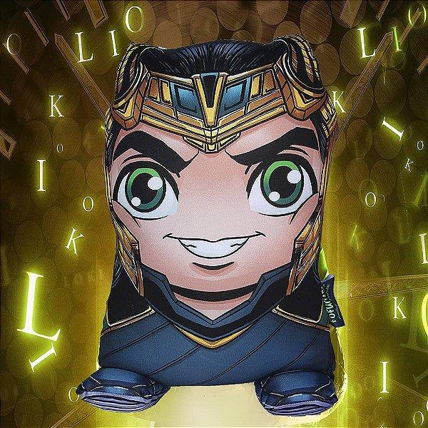 Almofada Fofuritos Loki