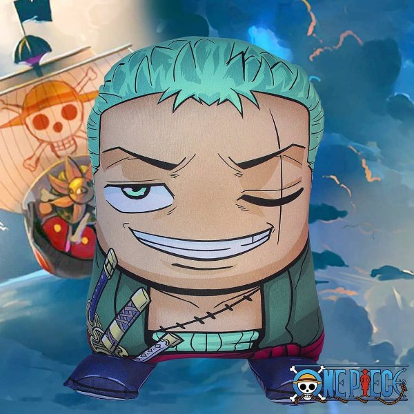 Almofada Fofuritos Zoro - One Piece
