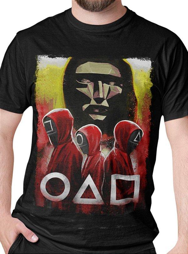 Camiseta Round 6