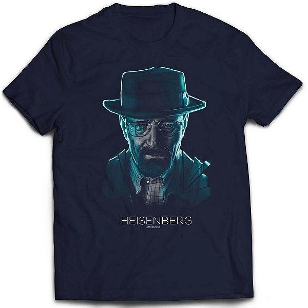 Camiseta Breaking Bed - The Heisenberg