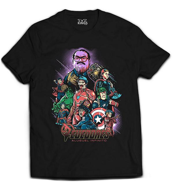 Camiseta Chaves - Devedores: Aluguel Infinito