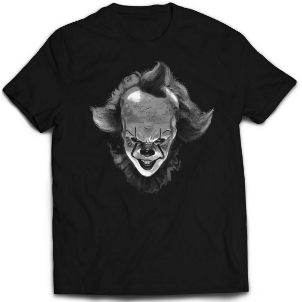 Camiseta It - The Pennywise
