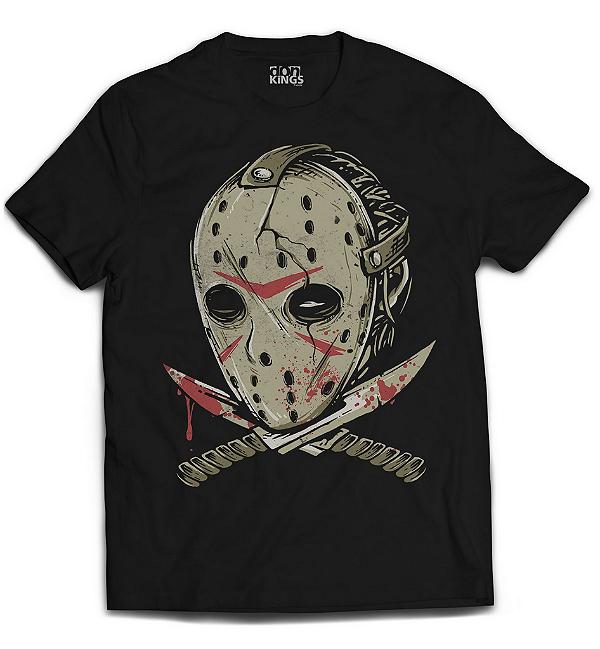 Camiseta Jason - Death Mask