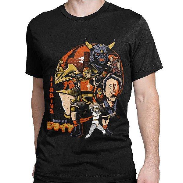 Camiseta Jiraiya - Ninja
