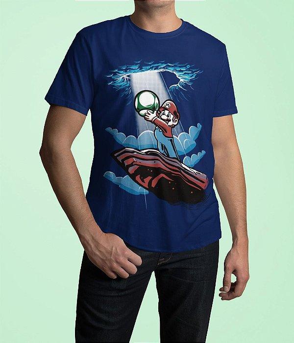 Camiseta Mario - Life