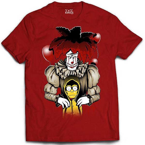 Camiseta Simpsons - It in Springfield