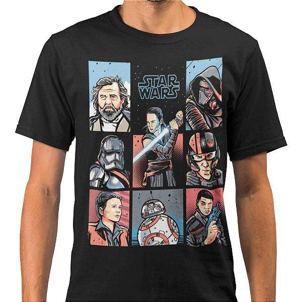 Camiseta Star Wars - The Final War