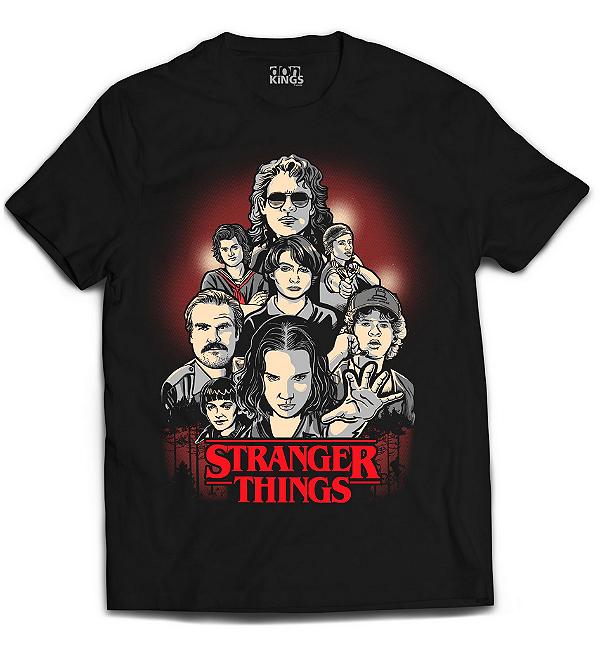 Camiseta Stranger Things 3