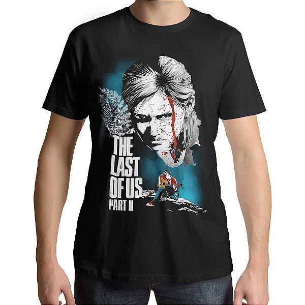 Camiseta The Last Of Us - Part II