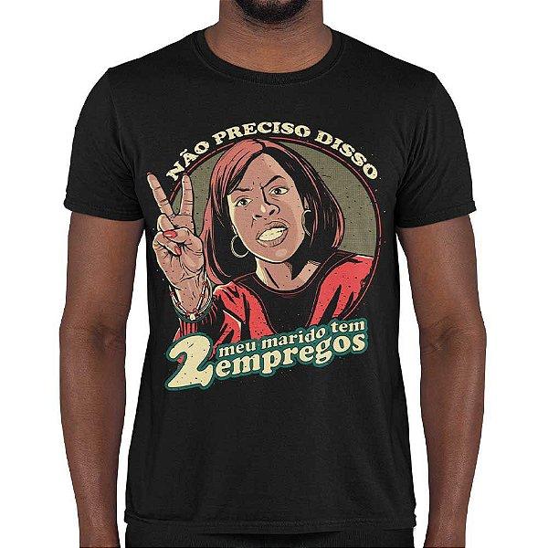 Camiseta Todo Mundo Odeia O Chris - Rochelle