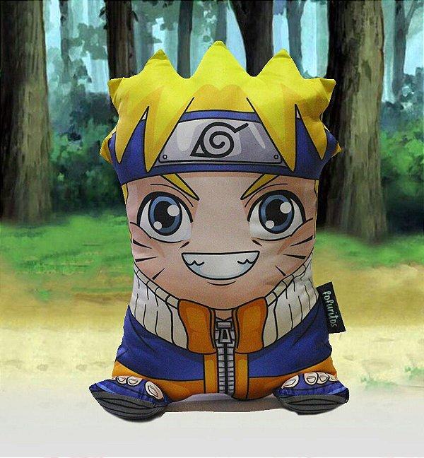 Almofada Fofuritos Naruto