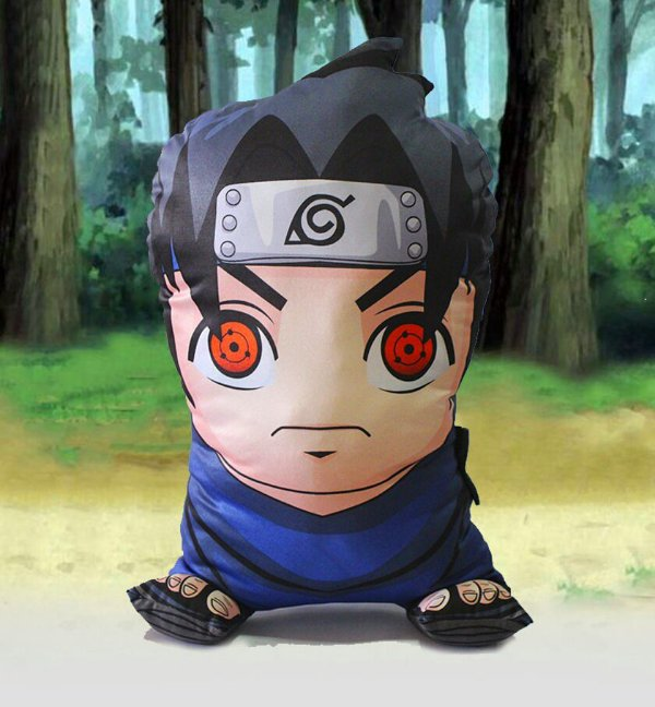 Almofada Fofuritos Sasuke