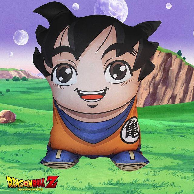 Almofada Fofuritos Goku