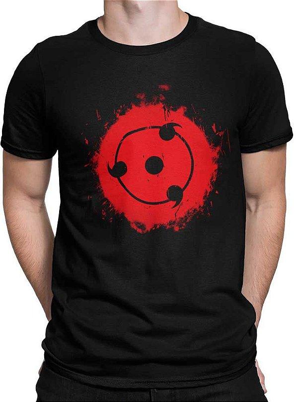 Camiseta Naruto - Sharingan