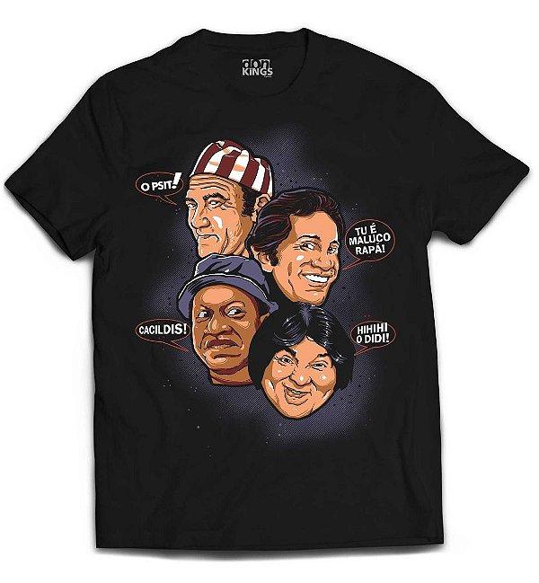 Camiseta O Quarteto