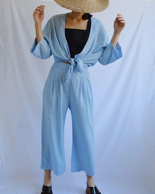 Kimono Lia - azul
