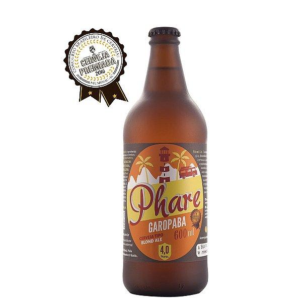 Cerveja Blond Ale  600ml | Garopaba |