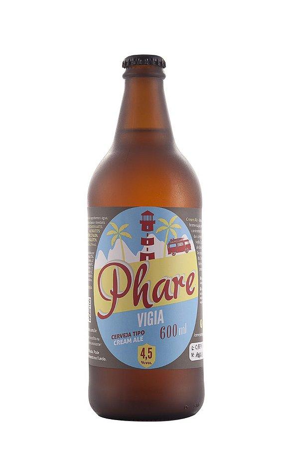 Cerveja Cream Ale Praia da Vigia | 600ml