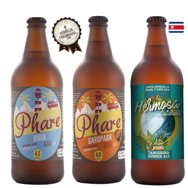 Cervejas Cream Ale / Blond Ale / Summer Ale