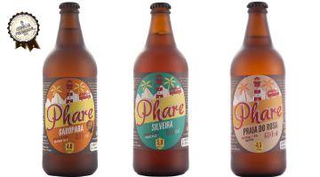 Cervejas Blond Ale / Pale Ale / Weiss - Kit Praias Catarinenses