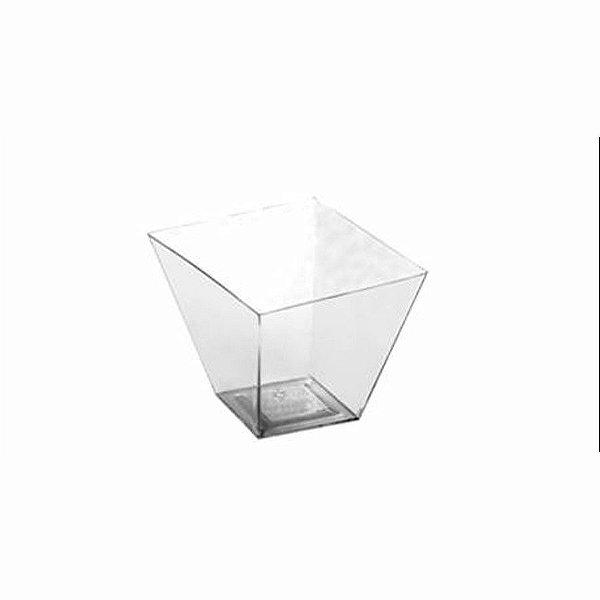 Copo Mini Quadratto 40ML Cristal