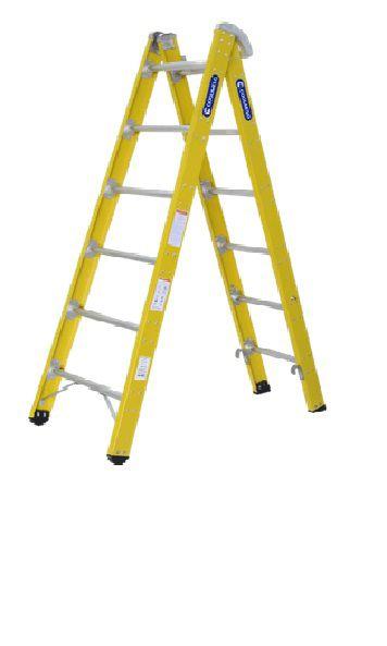 Escada Multifuncional Tesoura e Extensível (TE-6-10)