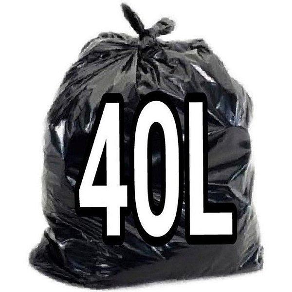 Saco de Lixo 40L