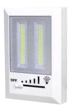 Mini Lumi Regulável LED 2W