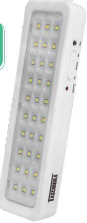 Luminária de Emergência 2W