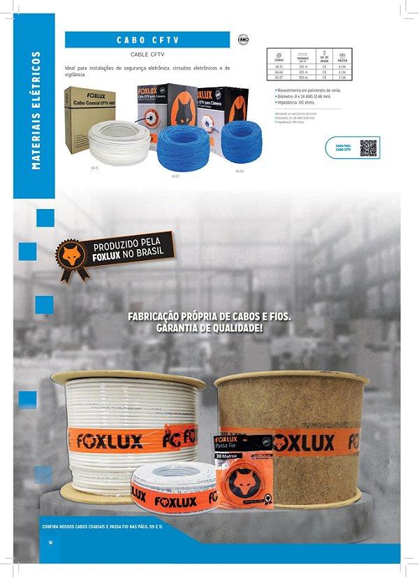 Catálogo FOXLUX ILUMINAÇÃO