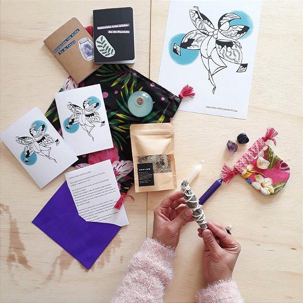 Caixa Mágica para Mulheres Aladas