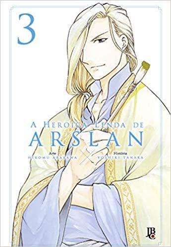 A Heroica Lenda de Arslan Vol. 3