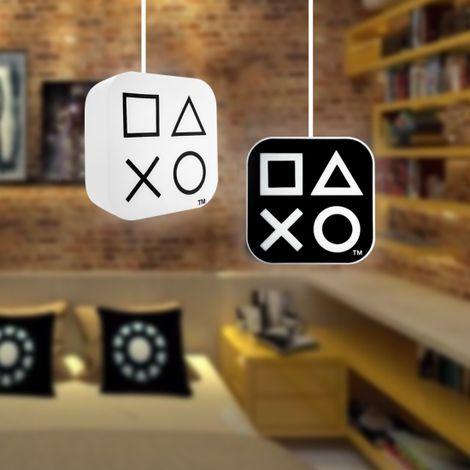 Box PlayStation pendente natural