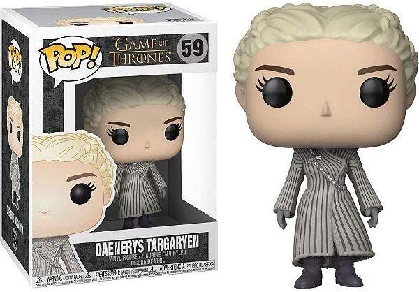 Daenerys Targaryen White Game Of Thrones Original 59