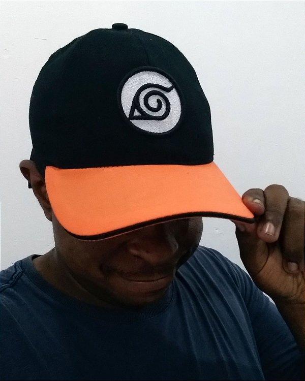 Boné  Naruto Folha