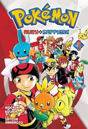 Pokémon Ruby & Sapphire - 01